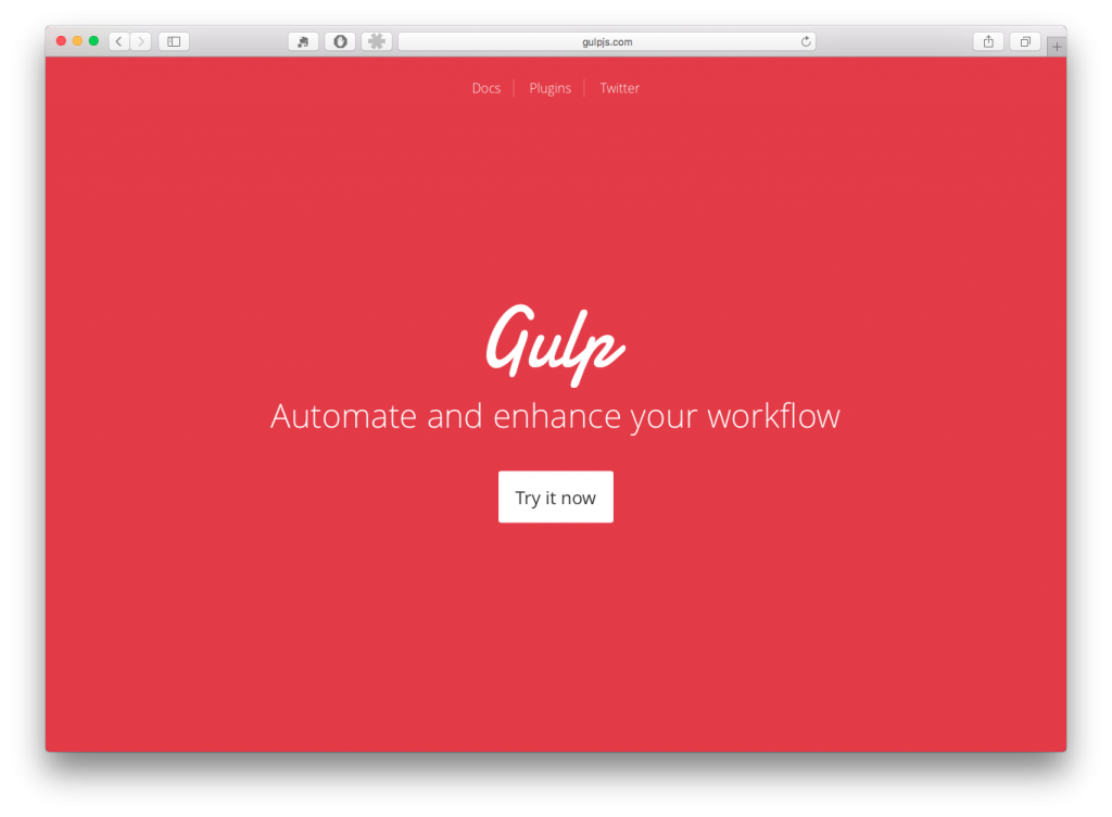 Gulp.js Automation in WordPress