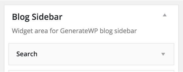sidebar-generator