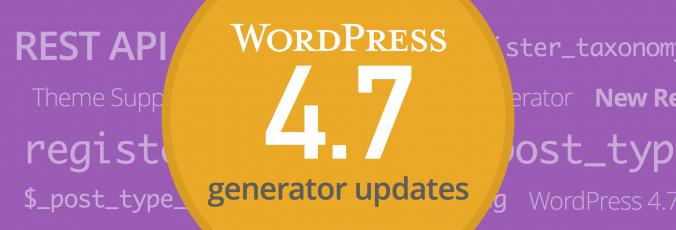 wp-470-generators-update